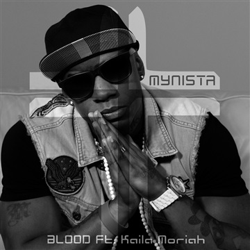 Mynista a.k.a. Michael McFlyy : Blood [Ft. Kaila Moriah]