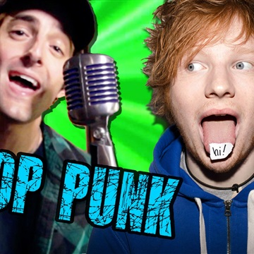 If Ed Sheeran was Pop Punk by Dave Days