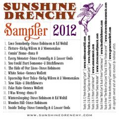 Sunshine Drenchy Records Sampler 2012 by Sunshine Drenchy Records
