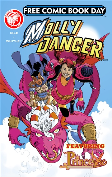 Jamal Igle : Molly Danger/Princeless FCBD 2013