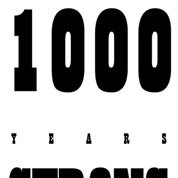 1000YearsStrong by 1000 Years Strong