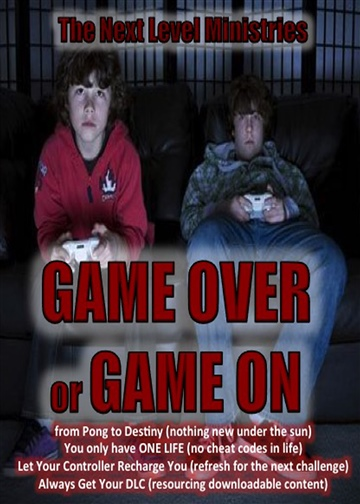 Game Over or Game On by Stephen Hample