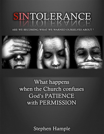 SINTOLERANCE (updated) by Stephen Hample