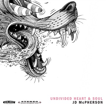 JD McPherson : UNDIVIDED HEART & SOUL Singles Pack