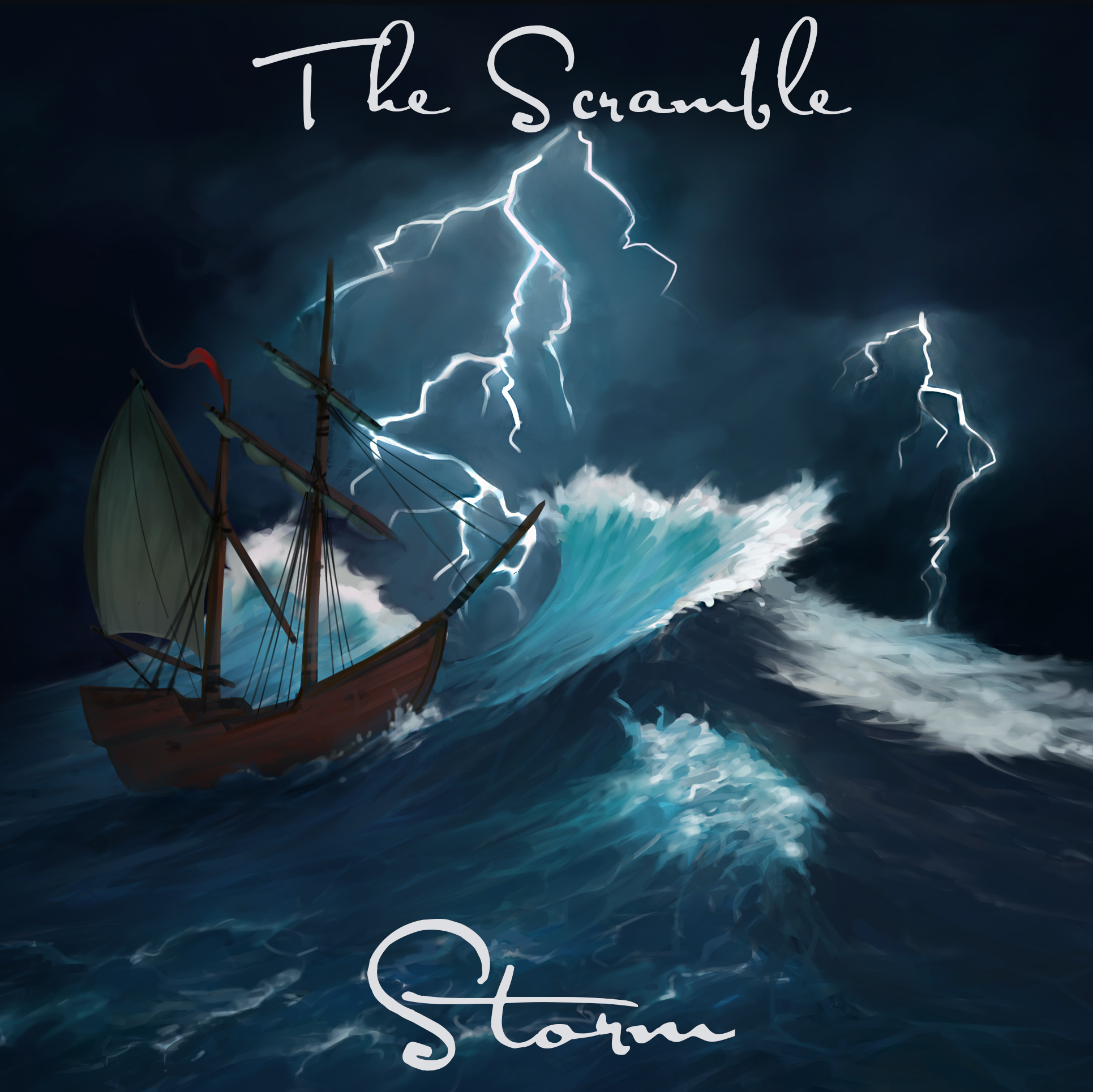 Storm by The Scramble