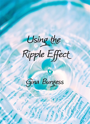 Using the Ripple Effect to Market Your Books