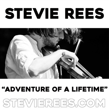 Adventure Of A Lifetime - Acoustic Cover by Stevie Rees