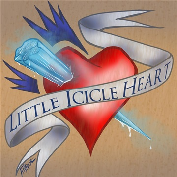 Little Icicle Heart by Erik Karlsson