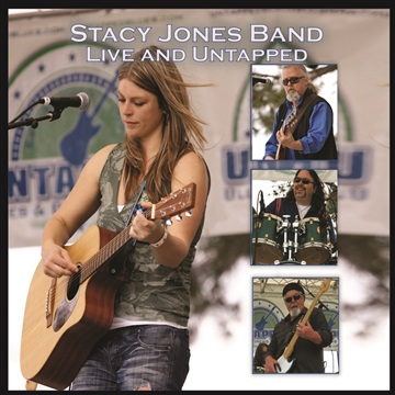 Stacy Jones : Live And Untapped