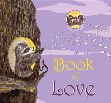 Sylvie Michaud : Book of Love: The Ringtail Family