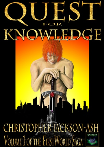 Quest for Knowledge by Christopher Jackson-Ash