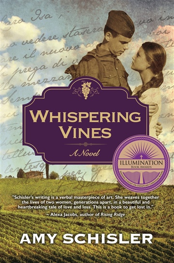 Whispering Vines by Amy Schisler