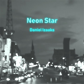 Neon Star by Daniel Izaaks