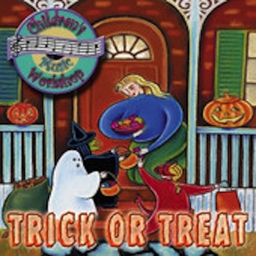 Trick or Treat by Miss Lisa