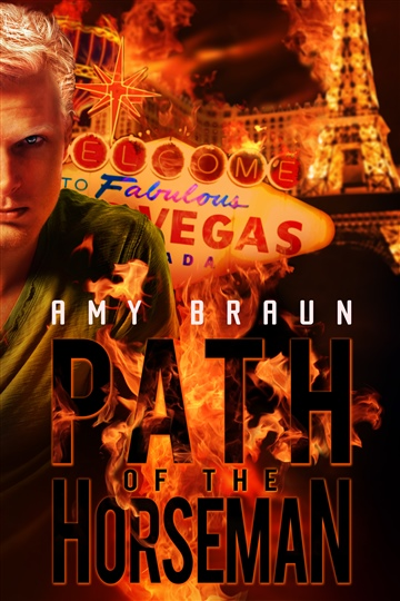 Amy Braun : Path of the Horseman