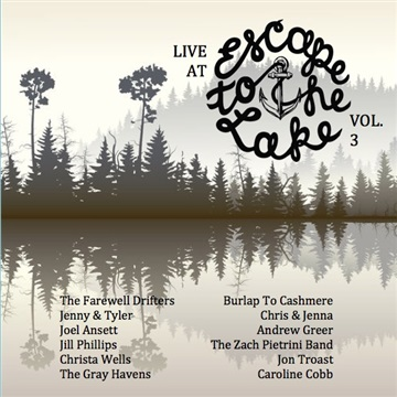 Under the Radar : Live At Escape To The Lake, Vol. 3