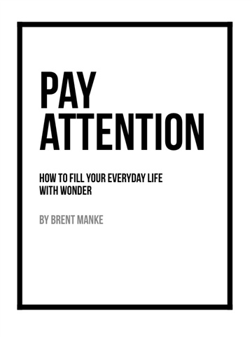 Brent Manke : Pay Attention