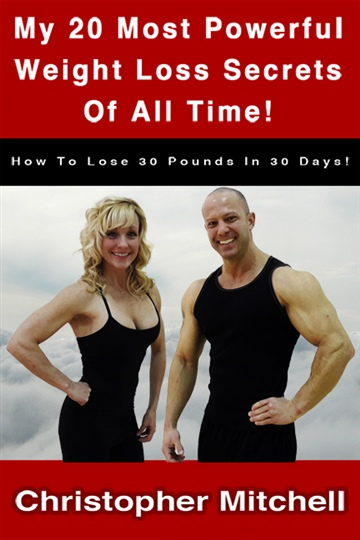 My 20 Most Powerful Weight Loss Secrets Of All Time!