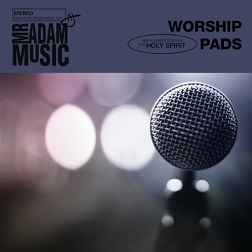 Worship Pads - Sea of Glass by MrAdamMusic