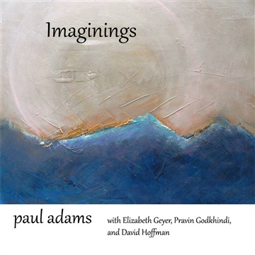 Imaginings by Paul Adams