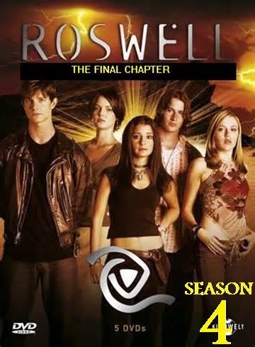 Sean Andre : Roswell The Final Chapter Season 4