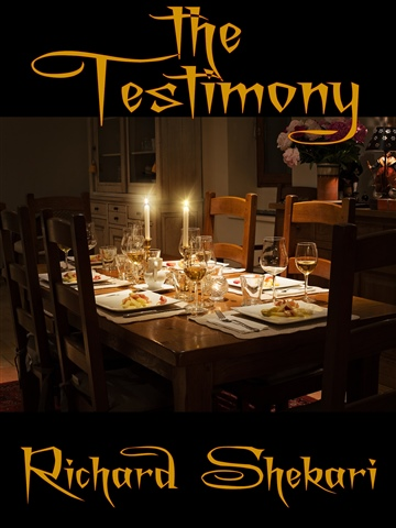 Richard Shekari : The Testimony