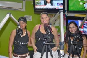 Power FM y Power TV celebrando fin di aña 2016
