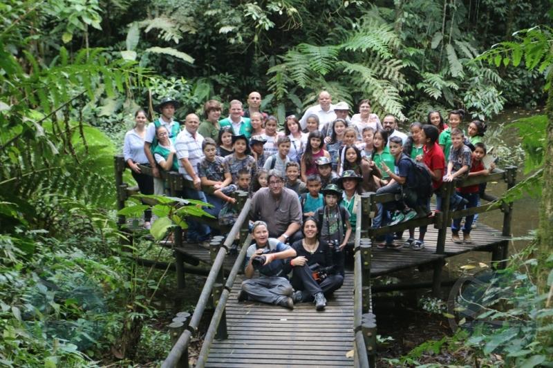 Delegacion Arubiano den experiencia enrikecedo na Pereira