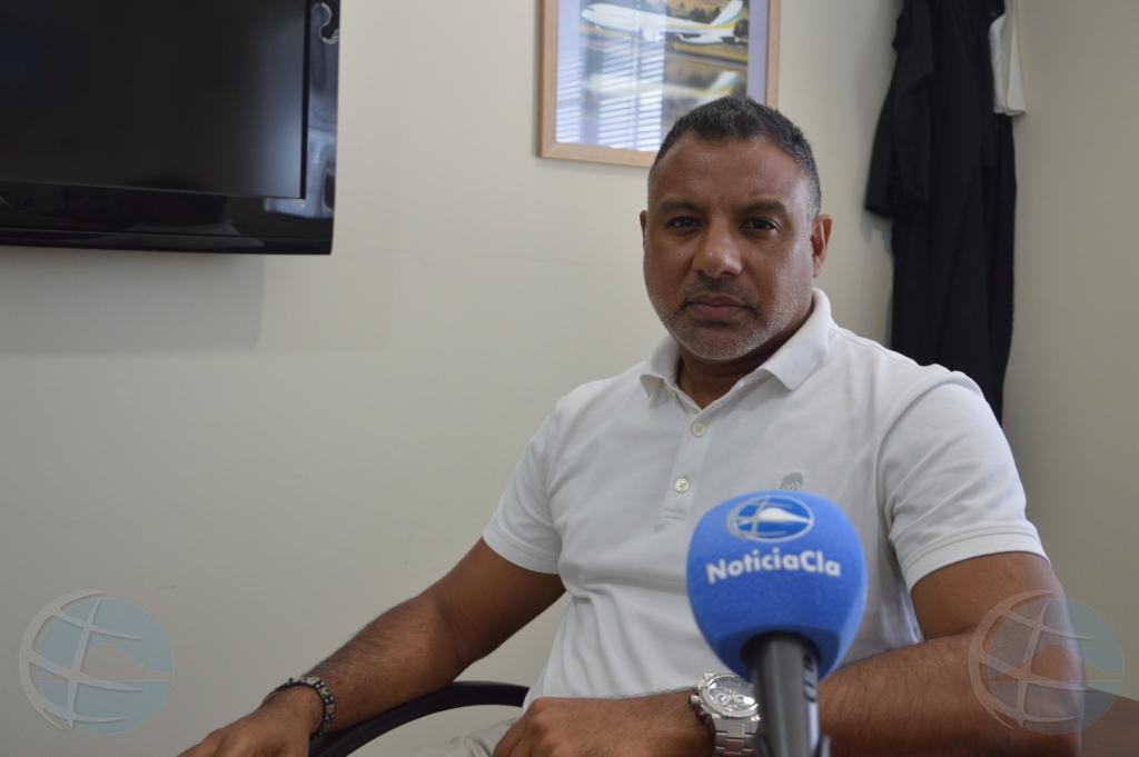 Corte a duna InselAir Aruba proteccion contra bancarota