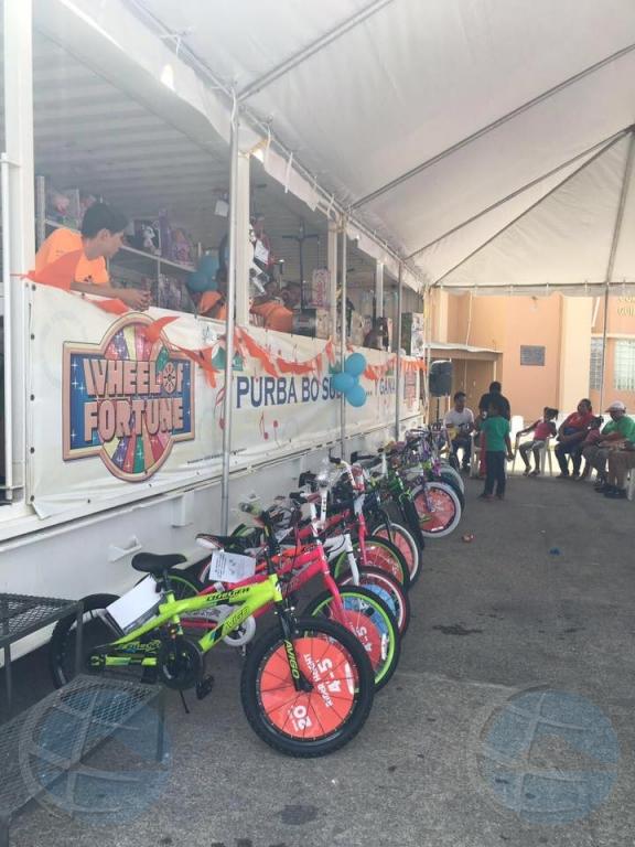 Rotary Club Aruba druk met voorbereidingen Fiesta Rotaria 2017