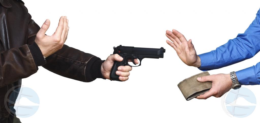 Atraco arma na un cas na Warawara