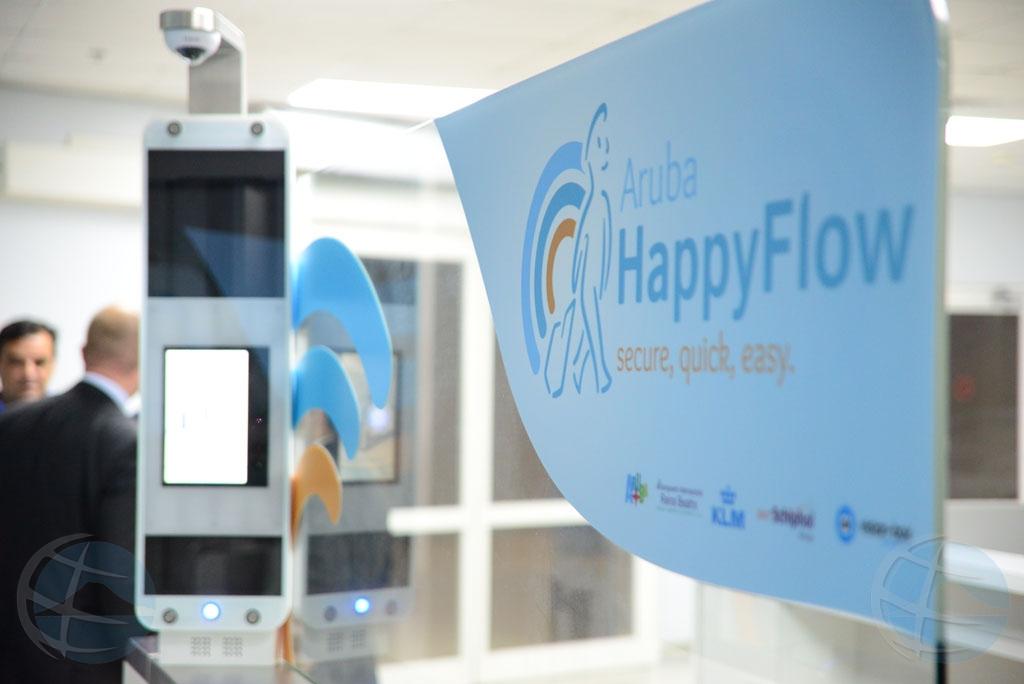 Fazio: Aruba Happy Flow Pilot Project un exito!