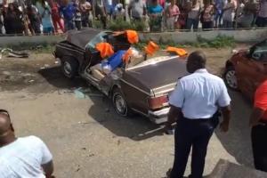 Accidente cu morto na Corsou na altura di Sta Rosaweg