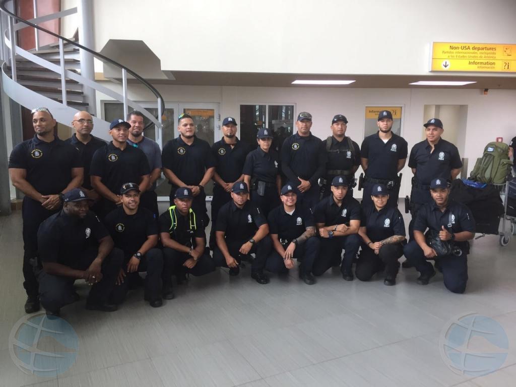 Aruba ta manda 20 polis pa St Maarten pa ayudo