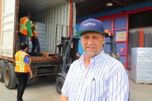 MetaCorp a manda container di awa pa St. Maarten