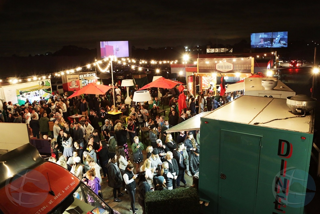 Fin di siman di 'Love Festival tin 'We Love Food Trucks Festival'