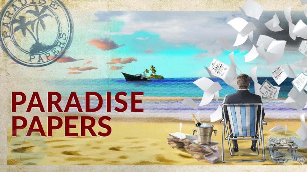 Aruba tambe ta wordo menciona den e caso di Paradise Papers