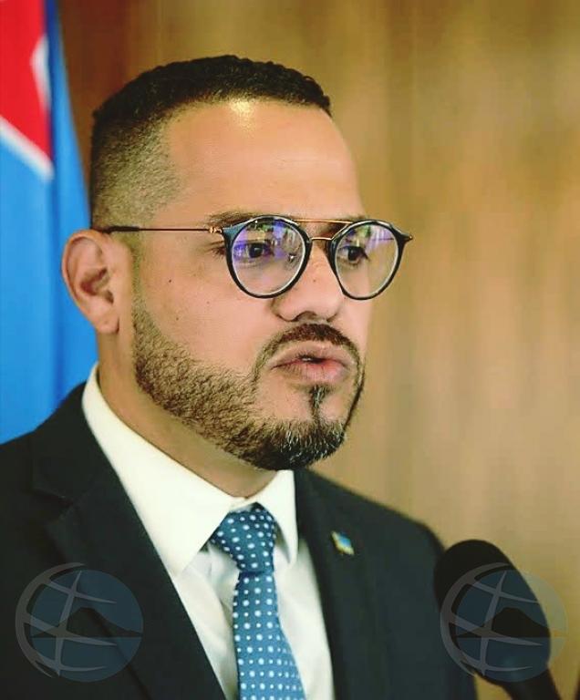 Autoridad a kita limitacion poni pa Minister demisionario Paul Croes