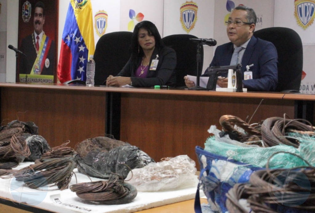 A desmantela banda na Venezuela cu kier a bende material pa Aruba