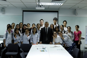 Lasten: Arubiano por studia turismo tambe na Vietnam
