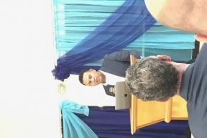 Parke solar STUCO oficialmente habri na St Eustatius