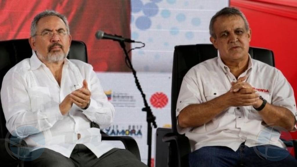 Ex hefe di PDVSA Nelson Martinez y ex minister Eulogio del Pino deteni