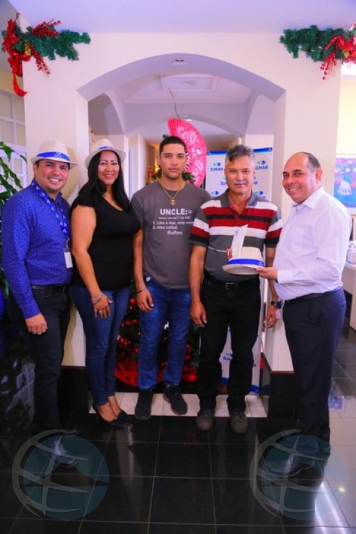 Famia Ras a gana campaña di Bus di Luz 2017