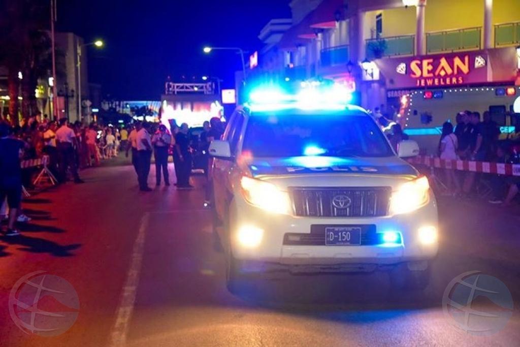 Tin 150 agente policial cla pa parada di Flambeu 2018