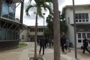Delegacion Venezolano a yega Aruba pa reuni riba impasse