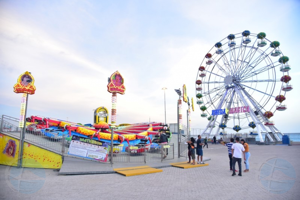 Interpark Coney Island tin sorpresa pa fin di siman!