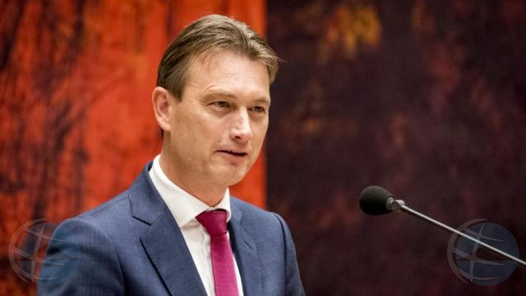 Rey Willem Alexander a acepta retiro di ex minister Zijlstra