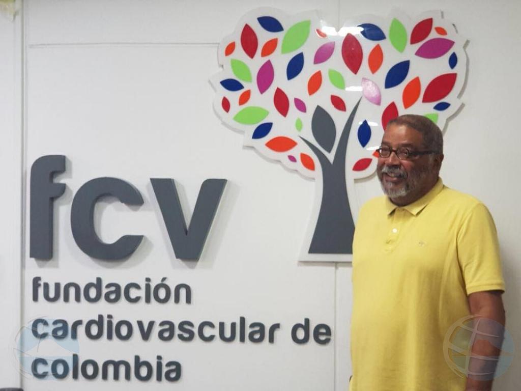 Conocido figura publico Ruben Garcia ta 'back in town'!