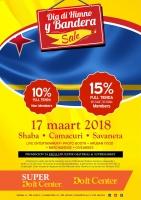 Super Do It Center cu 'Dia di Himno & Bandera Sale'