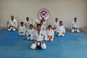Seminario 'Explosion karate II' ta warda bo!